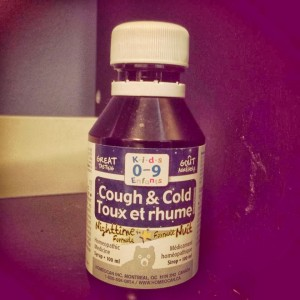 Homeocan Children cold medicine