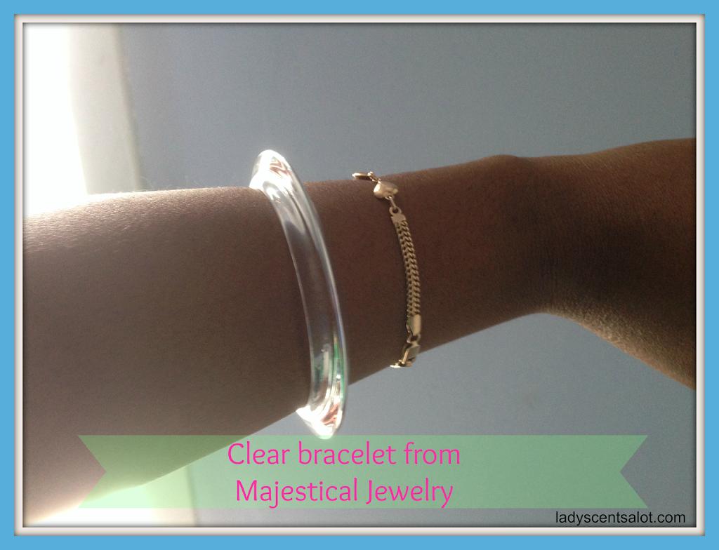 Clear bracelet review