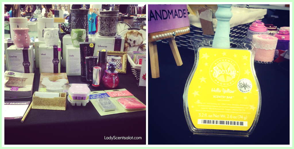 Scentsy Event