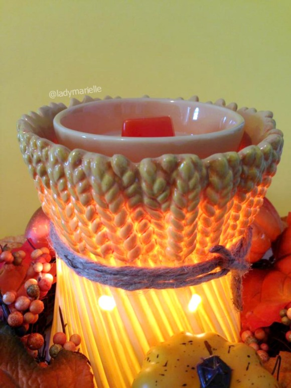 Grateful Harvest Scentsy Warmer