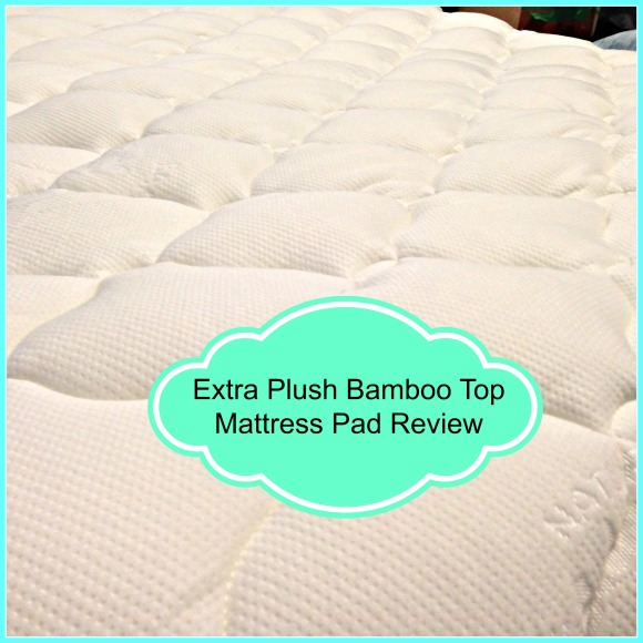 Extra Plush Bamboo Top Mattress Pad Review