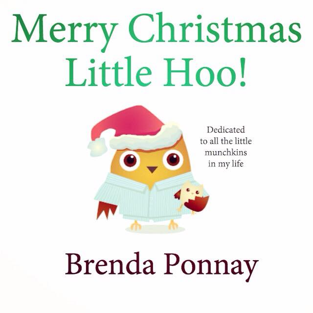 Merry Christmas, Little Hoo!