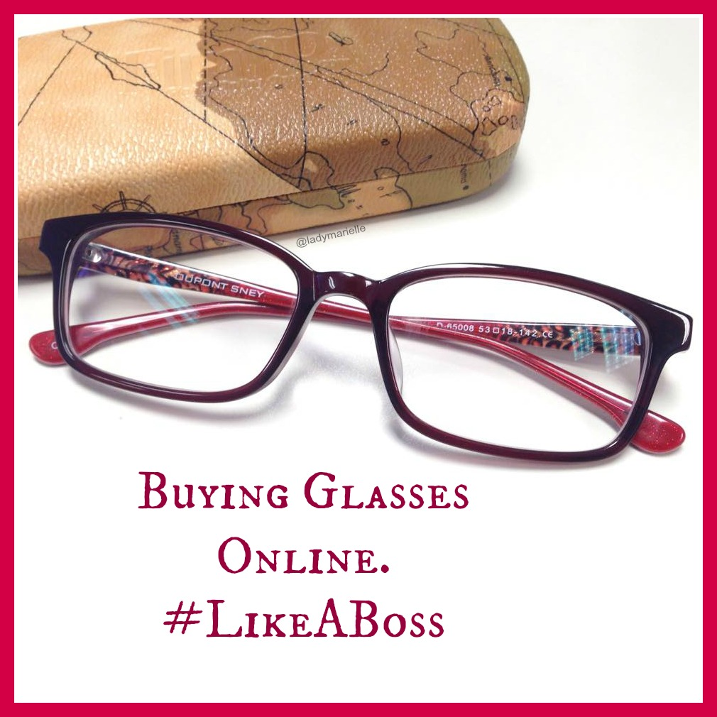 Buying Glasses Online Like A Boss