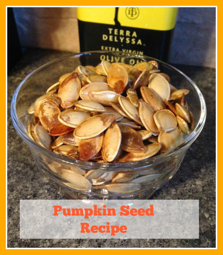 Easy Pumpkin Seed Recipe