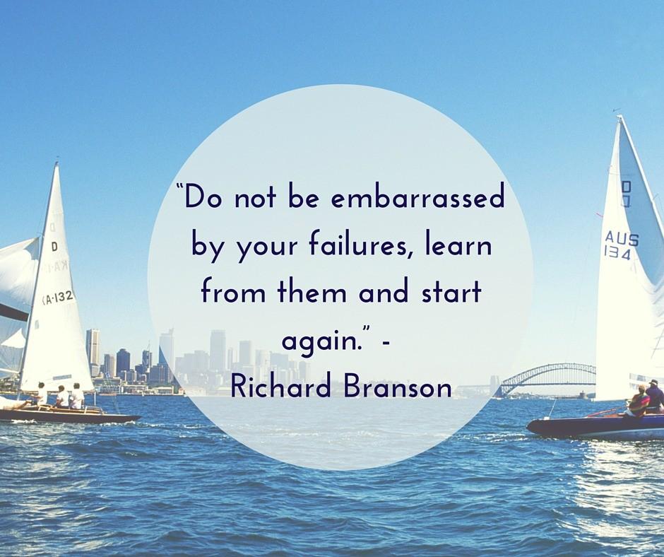 Failures Quotes