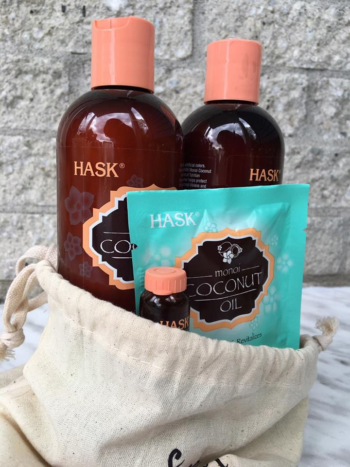 HASK Hair Care Review