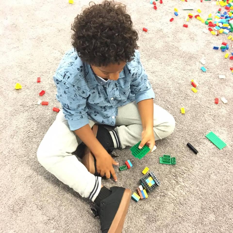 The Lego Imagine Nation Tour
