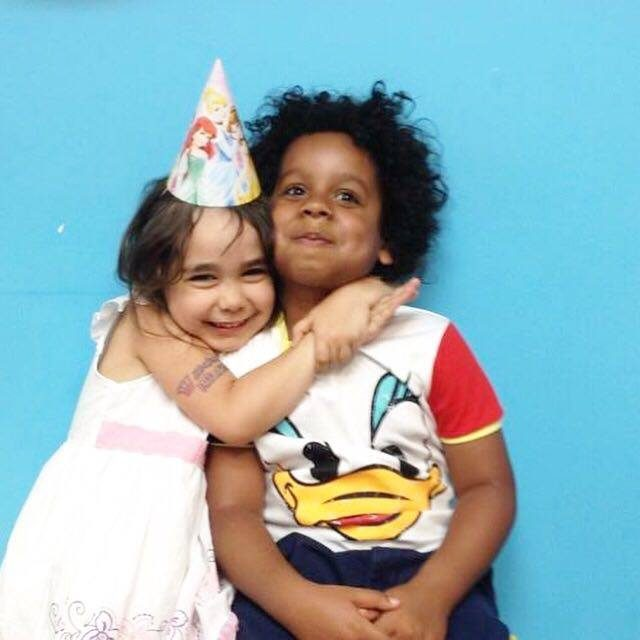My 8-year-old son has a girlfriend
