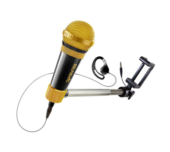 Karaoke Like A Rock Star With The SelfieMic Review+ Giveaway
