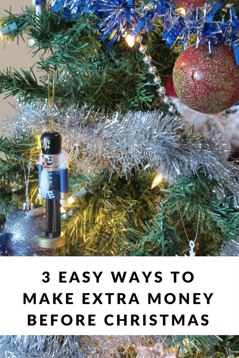 Easy Ways to Make Extra Money Before Christmas
