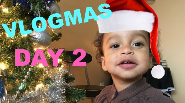 Grateful Sunday: My First Vlogmas