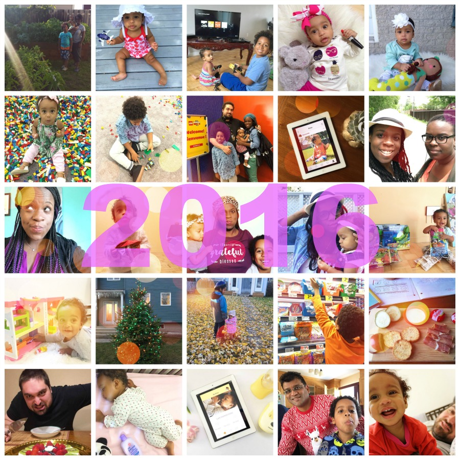 My Ah-mazing 2016 Blogging Goals Recap