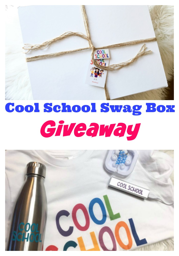 Grateful Sunday: Cool School Unboxing With the Little Man