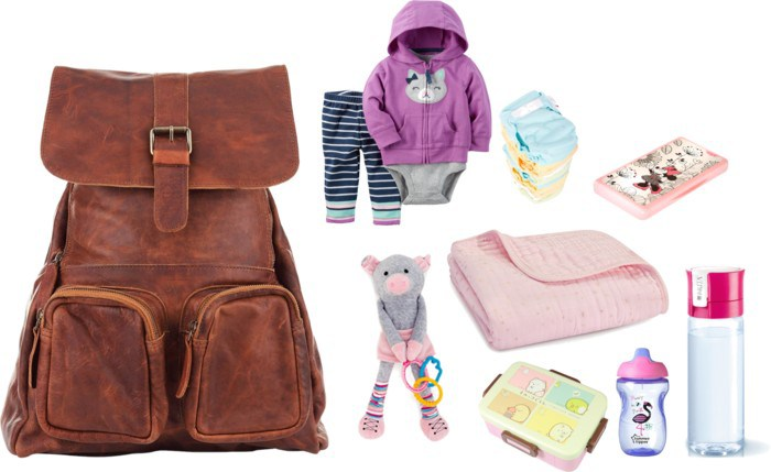 Stylish Diaper Bag Alternatives - MAHI Leather