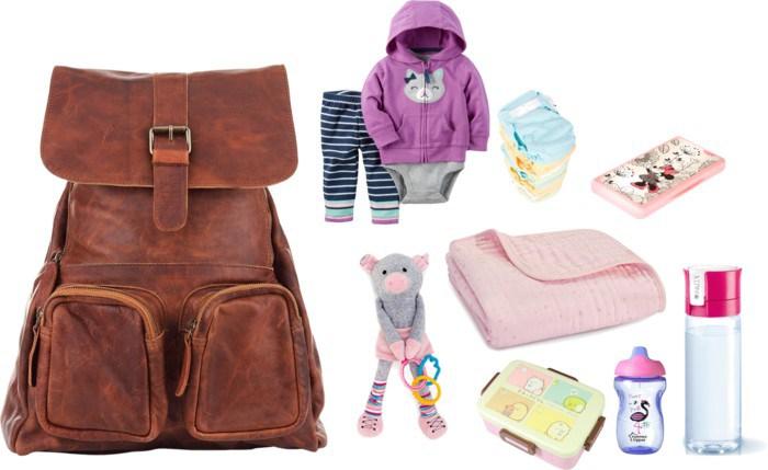 Stylish Diaper Bag Alternatives - MAHI Leather