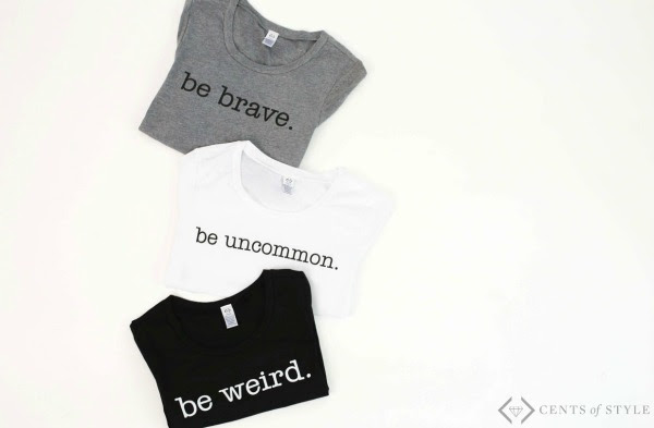 Fashion Friday Story: 3 Simple Ways To Be Happy - Be Series Graphic T-Shirts