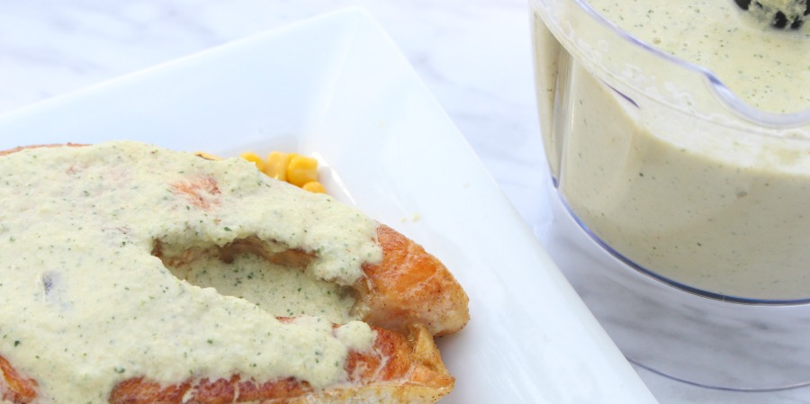 Tangy Cucumber Sauce Recipe - Perfect For Grilled Salmon