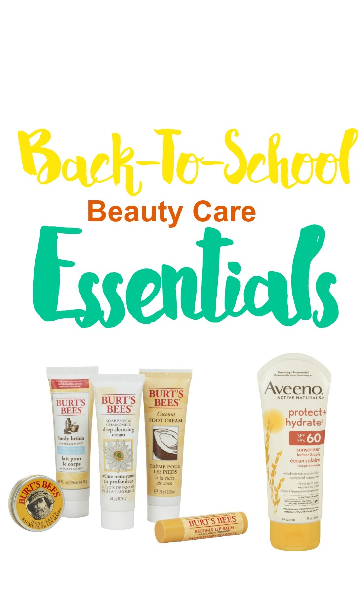 5 Back-To-School Beauty Care Essentials