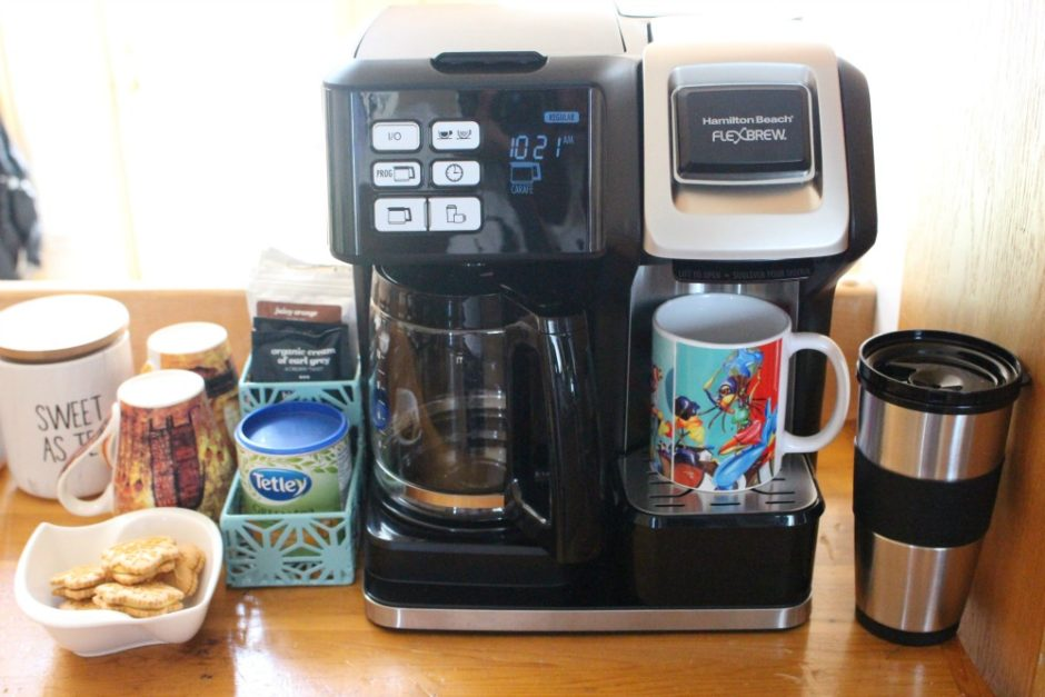 Budget-Friendly Coffee Bar Accessories For Smaller Kitchens