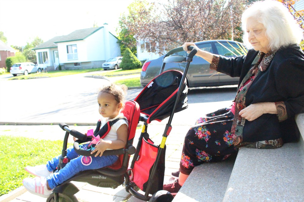 Grandparent's Day With Grandma & My Most Memorable Parenting Moment