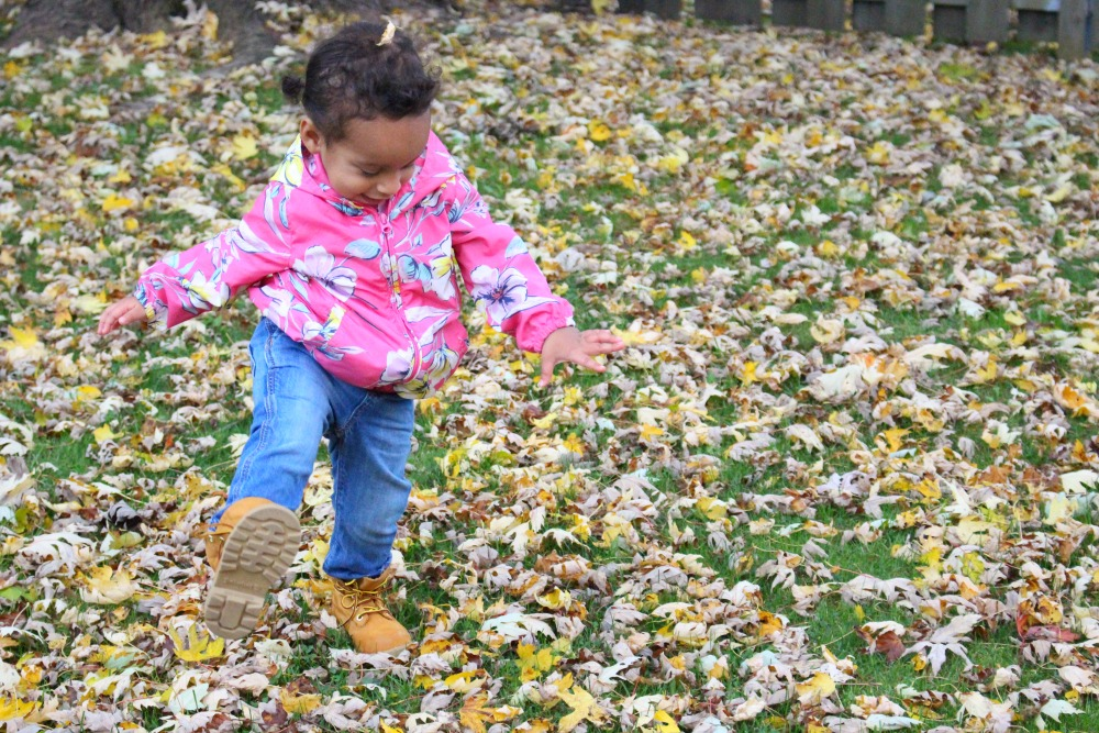 Last Sunday Of the Month + Toddler Fall Fashion