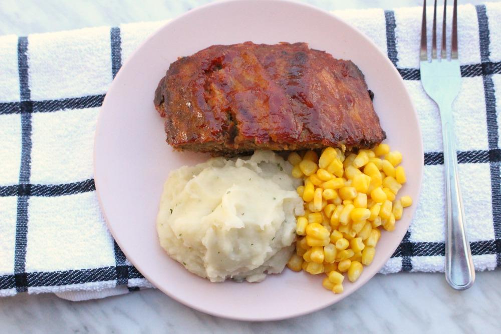 Veggie-Loaded Meatloaf Recipe
