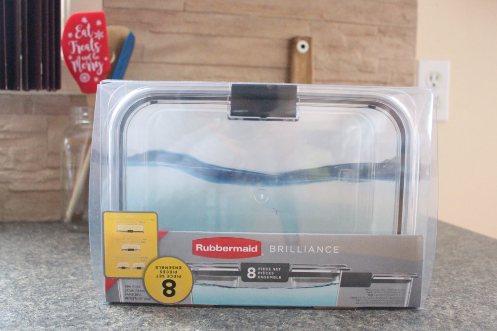 Packing Leftovers Made Easy With The Rubbermaid Brilliance