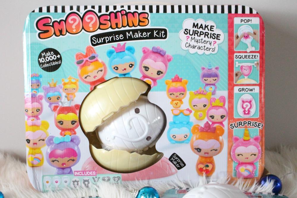 Smooshins Surprise Maker Kit | Review + Giveaway