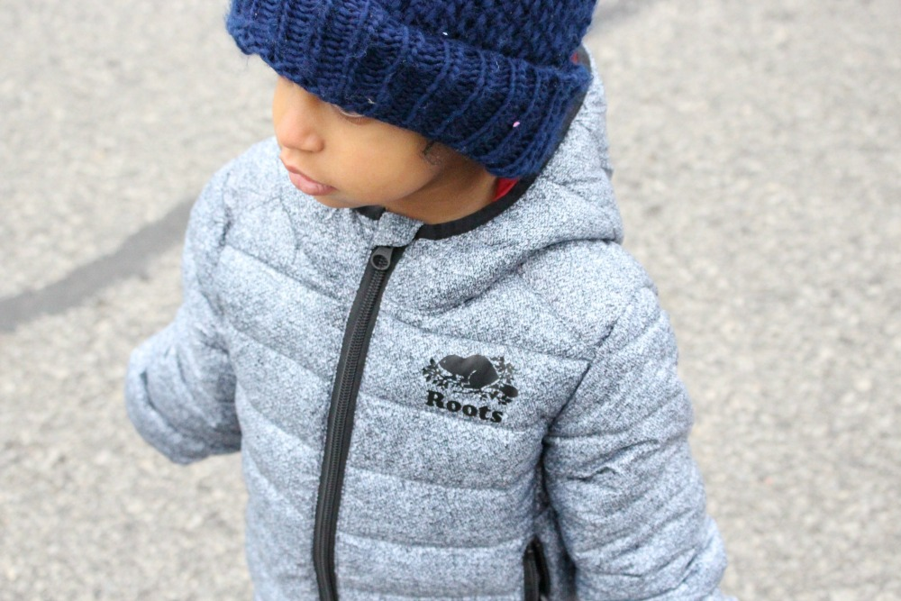 Toddler Winter Essentials Roots Packable Down Jacket