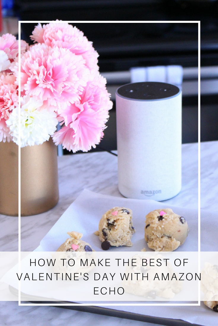 How To Make the Best Of Valentine's Day With Amazon Echo