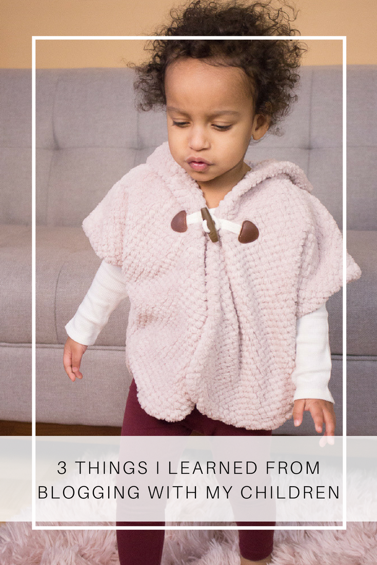 3 THINGS I LEARNED FROM BLOGGING WITH MY CHILDREN