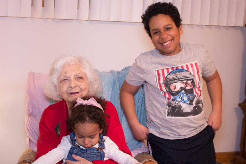 Grateful Sunday: Visiting Grandma's House
