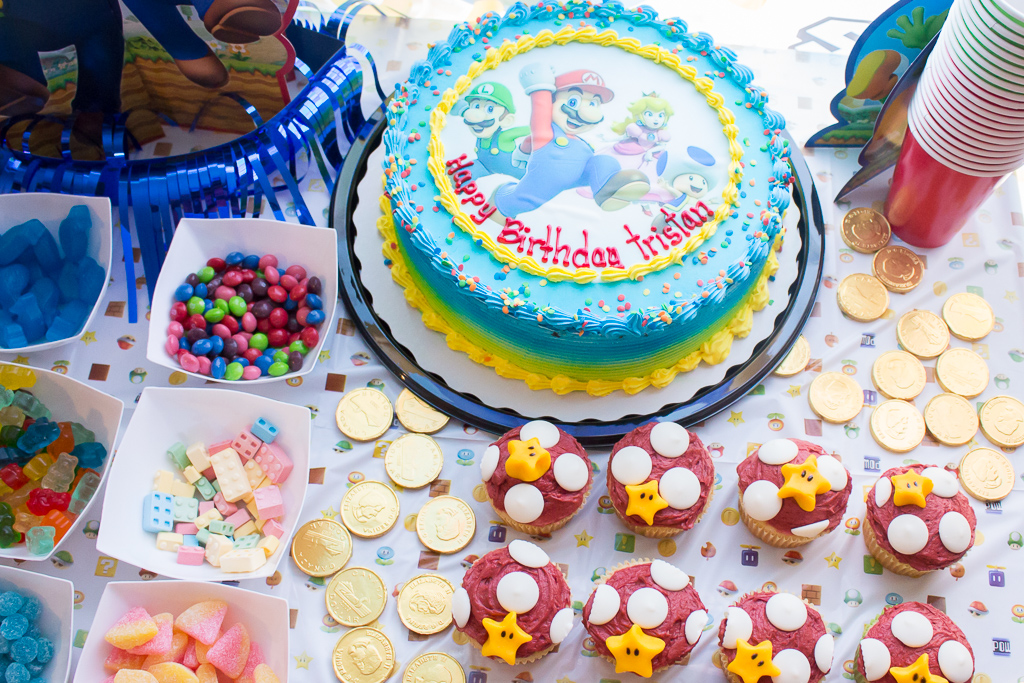 10th Birthday | Epic Super Mario Birthday Party