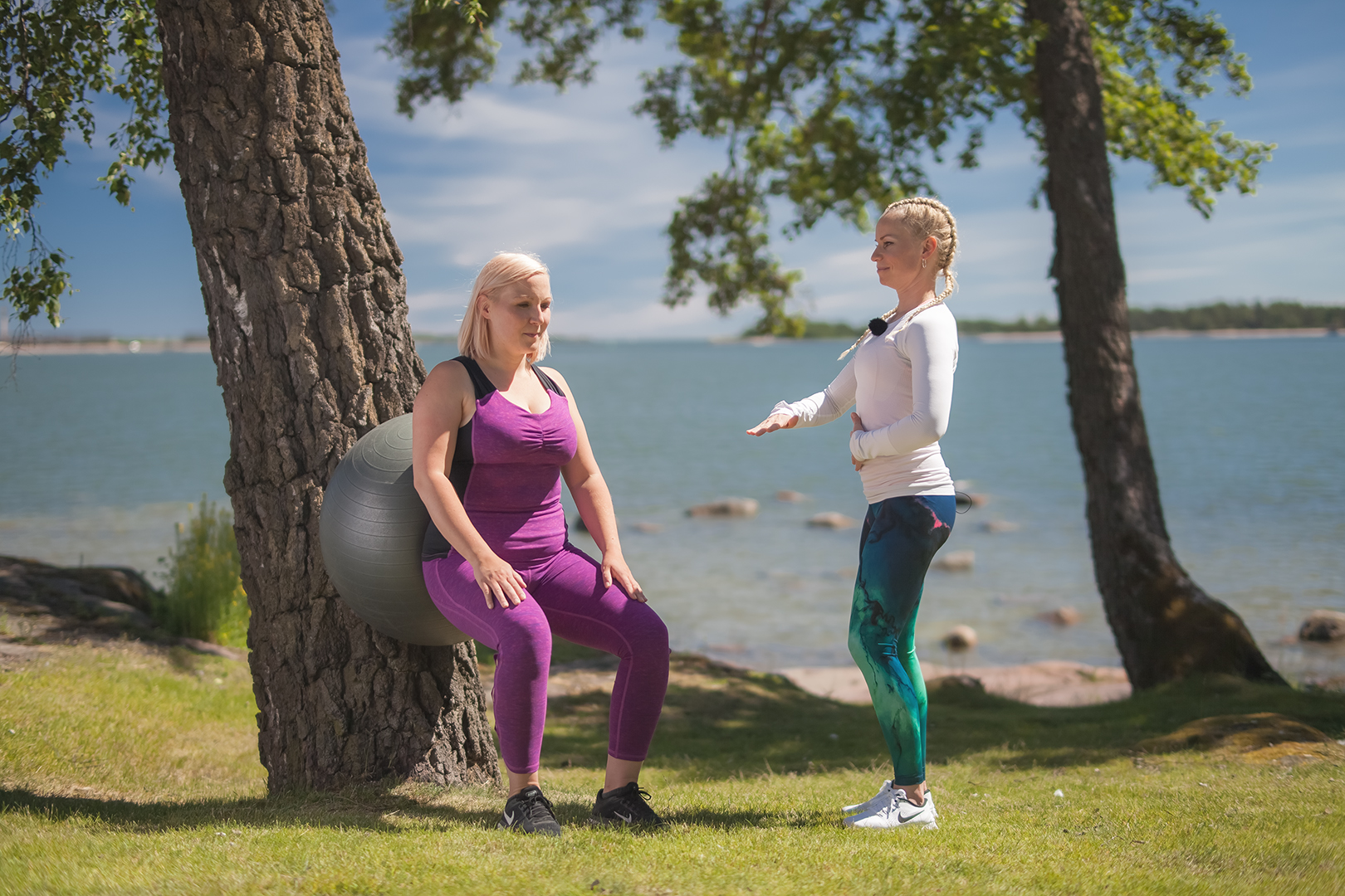 Nordic Fit Mama   How to Safely Get Back in Shape After Having a Baby
