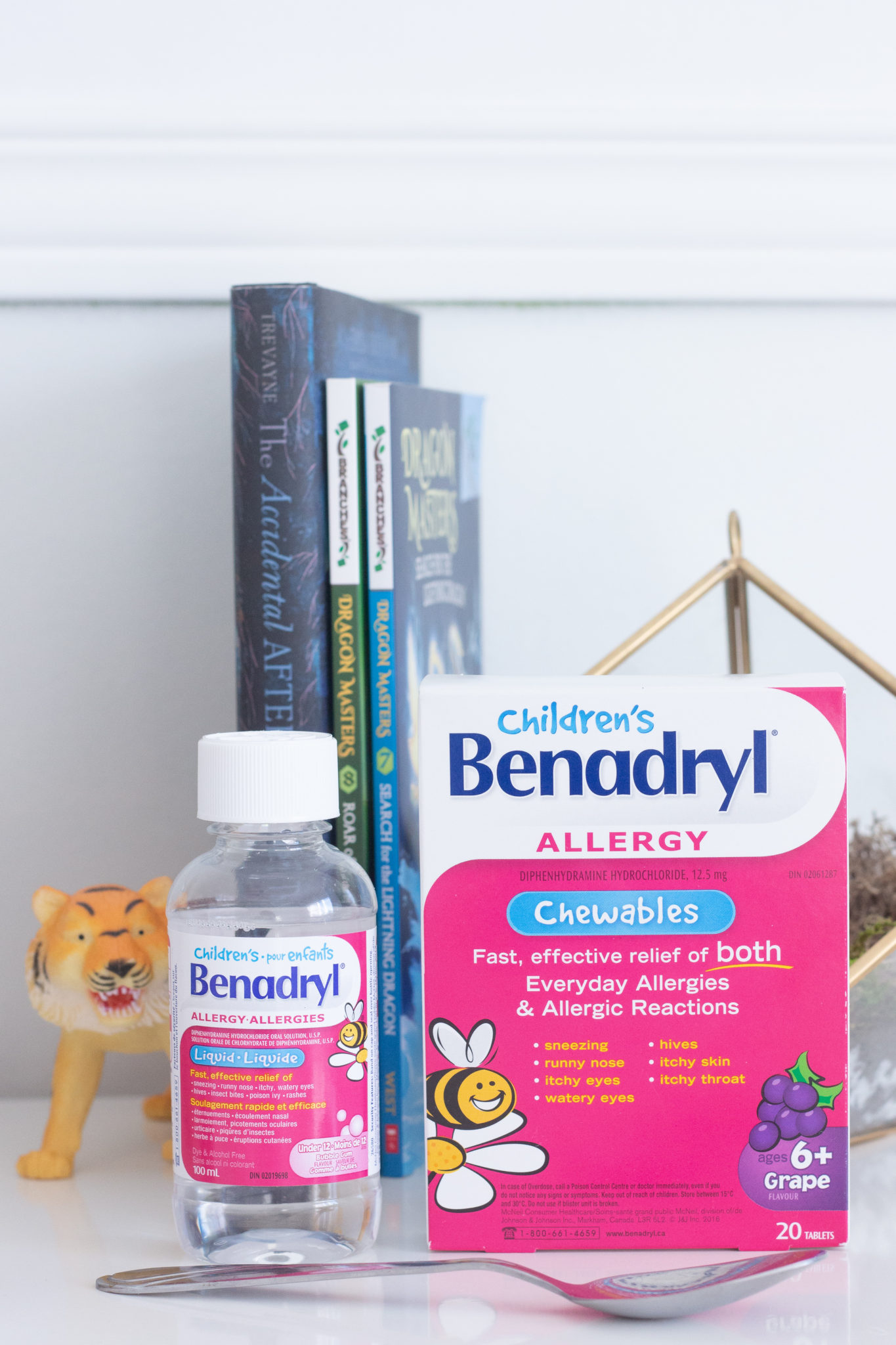 Help Your Child During Allergy Season