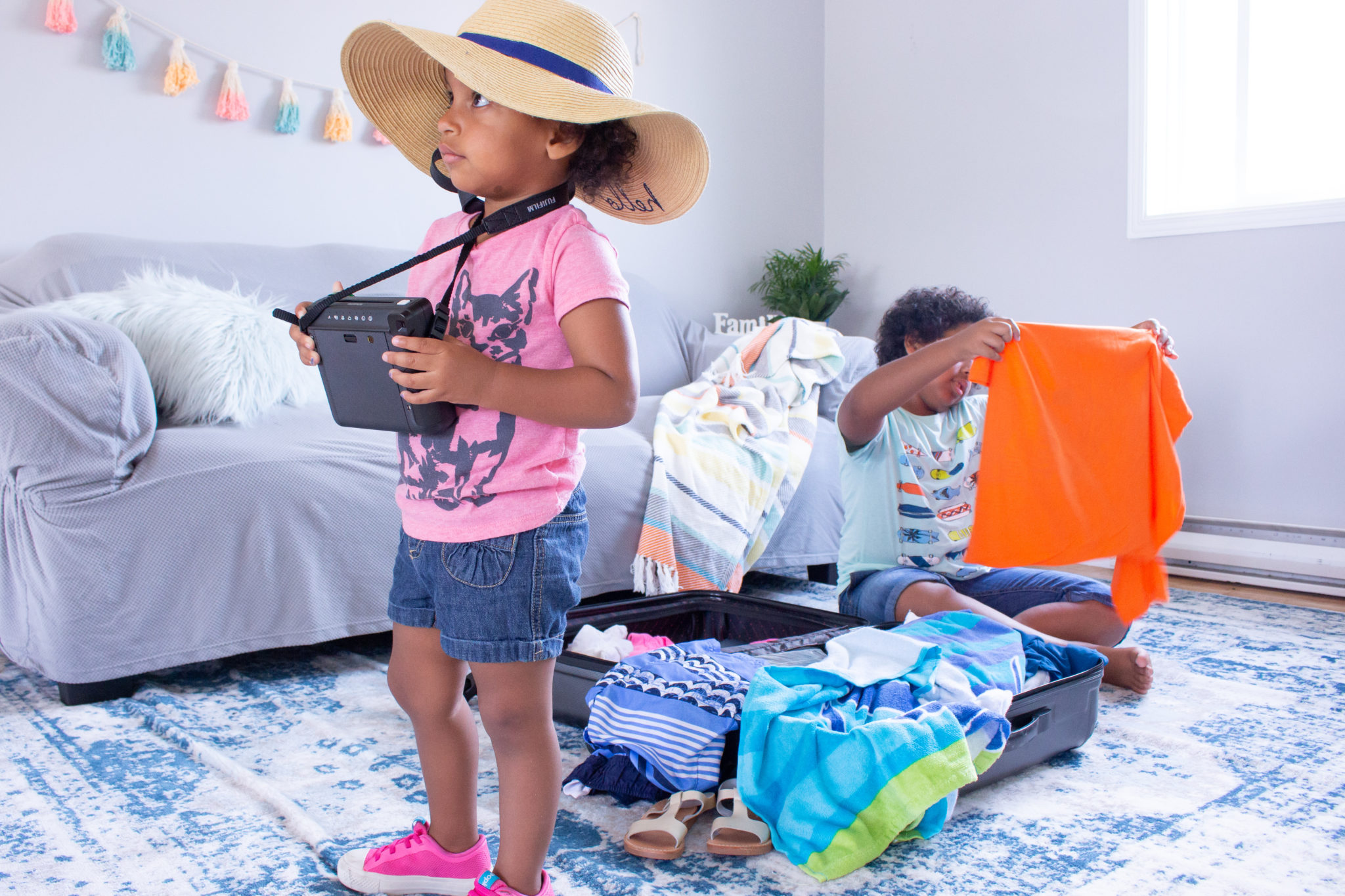 Family Travel | 3 Tips for Traveling With Kids This Summer
