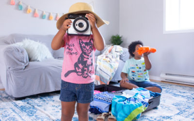 3 Tips for Traveling With Kids This Summer