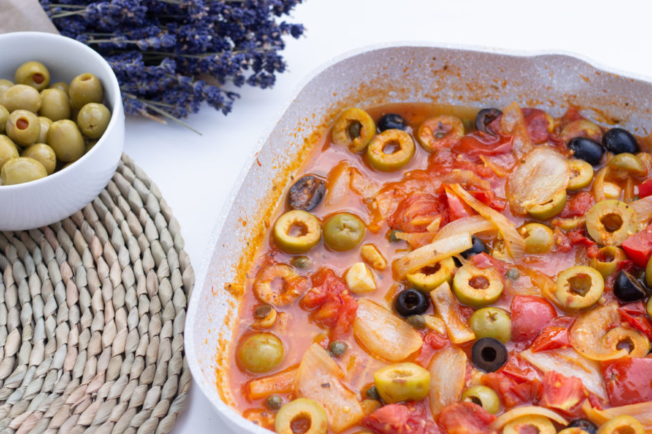 Veracruz Sauce Recipe With Olives From Spain