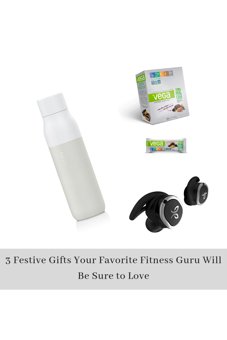 3 Festive Gifts Your Favorite Fitness Guru Will Be Sure to Love