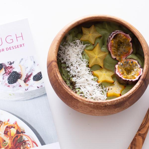 Tropical Smoothie Bowl Recipe | Clean Enough