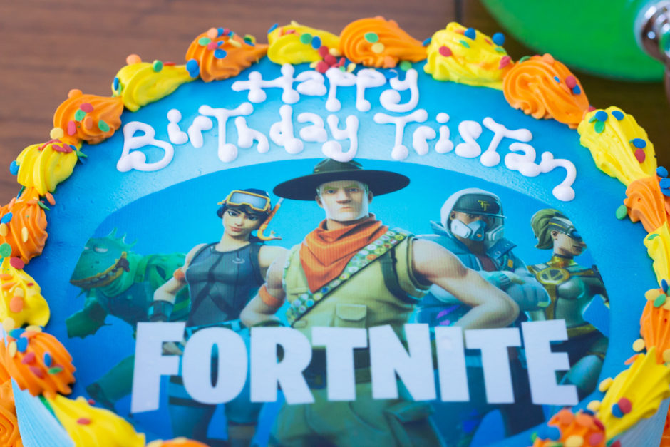 Happy 11th Birthday! Fortnite + Slurp Juice