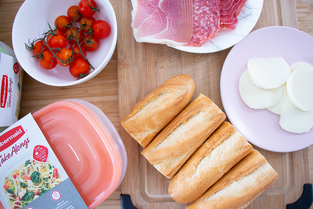 Simple Picnic Food Ideas For an Impromptu Picnic
