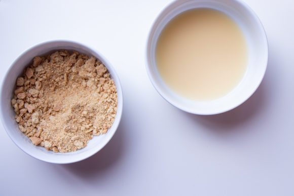 Easy Homemade S'mores milkshake Recipe