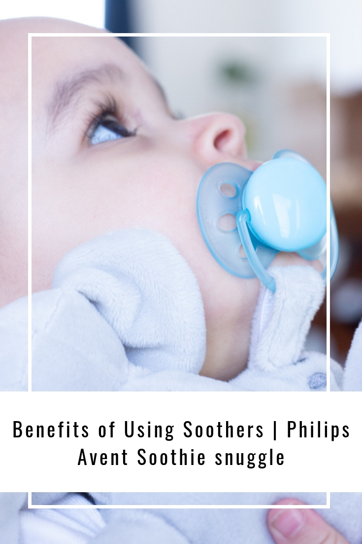 Benefits of Using Soothers | Philips Avent Soothie snuggle