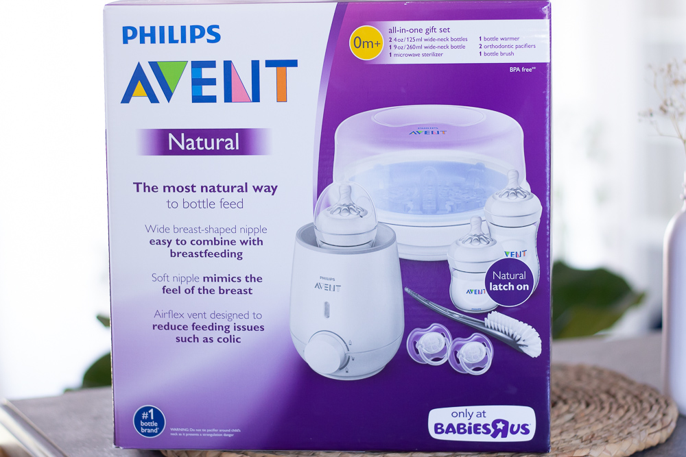 Practical Baby Shower Gifts For New Parents | Philips Avent Natural Baby Bottles