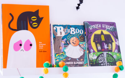 Add These Fun Halloween Kids Books To Your Collection! | Shelvie