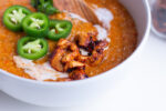 Spicy Red Lentil and Quinoa Soup