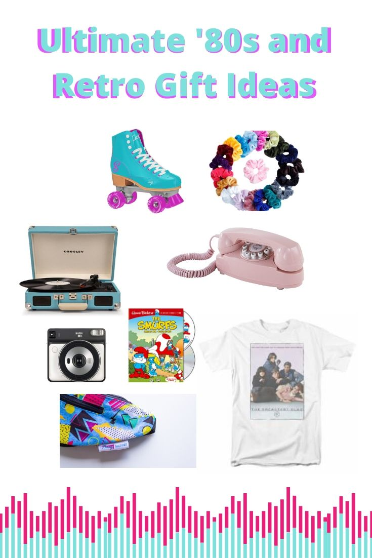 Ultimate '80s and Retro Gift Ideas