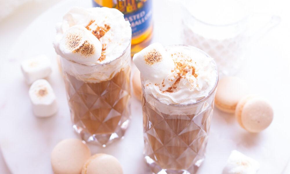Creamy Toasted Marshmallow Cold Brew Recipe