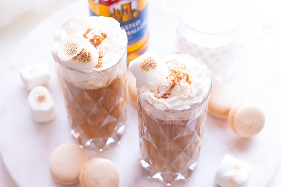 Creamy Toasted Marshmallow Cold Brew Recipe